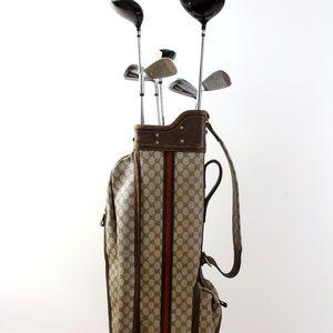 Gucci 1960s Golf Bag